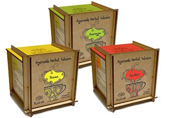 Ayurvedic Herbal Infusions
