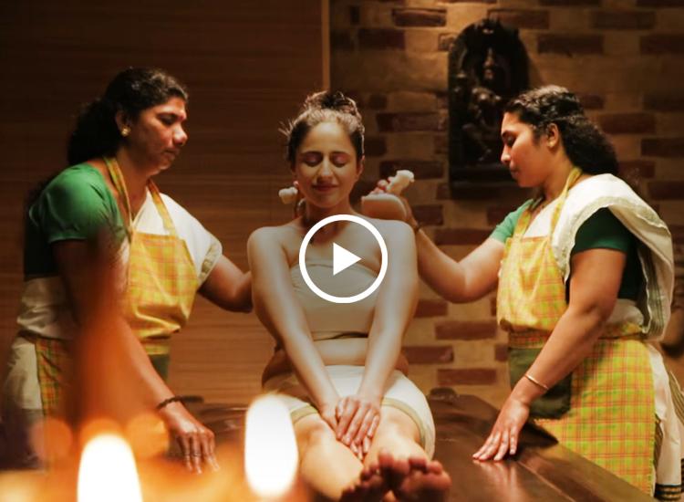 A Glimpse of Kairali-The Ayurvedic Healing Village