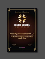 Right Choice Award